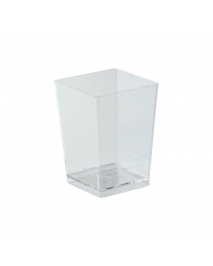 Cubic Dessert Cups 170ml - 1pc