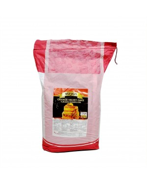 Orange Velvet Cake Mix - 10kg