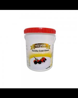 Vizyon Cold Glaze-Vanilla-2.5kg