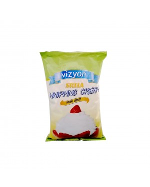 Vizyon Whipping Cream Powder - Stella - 500g