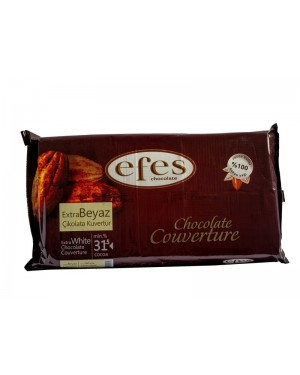 31.5% Chocolate couveture-31.5% white (clearanance)