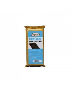 55% Dark Chocolate Couverture - 200g