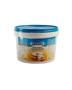 Vizyon Pastry Additive/Cake Gel/Emulsifier - 5kg